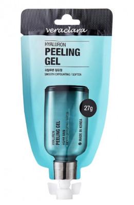 Пилинг-скатка с гиалуроновой кислотой Veraclara Hyaluron Peeling Gel 27г: фото
