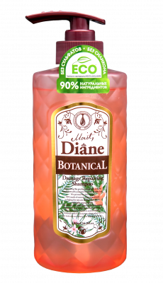 Шампунь Восстанавливающий без сульфатов и силикона Moist Diane Botanical Repair 480 мл: фото