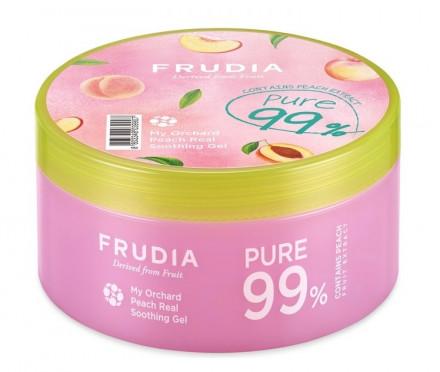 Гель универсальный с персиком Frudia My Orchard Peach Real Soothing Gel 300 мл: фото