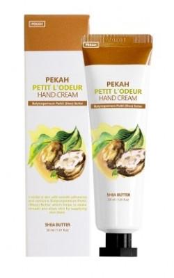 Кремя для рук с маслом ши PEKAH Petit L'Odeur Hand Cream Shea Butter 30 мл: фото