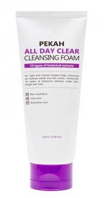 Пенка для умывания PEKAH All Day Clear Cleansing Foam 120 мл: фото