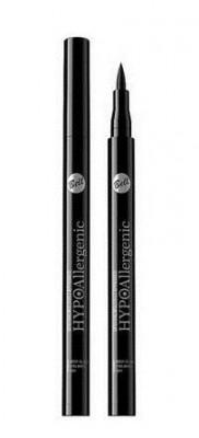 Подводка-фломастер интенсивно маскирующая Bell Hypoallergenic Deep Black Eyeliner Pen: фото