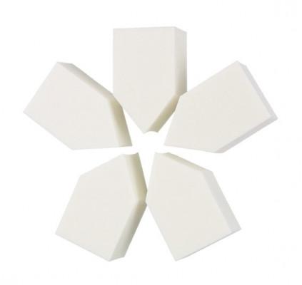 Набор эластичных пуффов для тональных средств It's Skin Elastic House Puff 5шт: фото