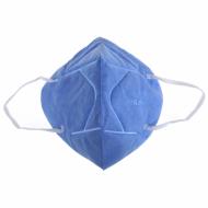 Маска респиратор синяя KN95 (1 шт): фото