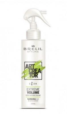 Спрей для экстремального объёма BRELIL ART CREATOR EXTREME VOLUME 150 мл: фото